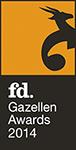 Winnaar FD Gouden Gazelle 2014 Gelderland