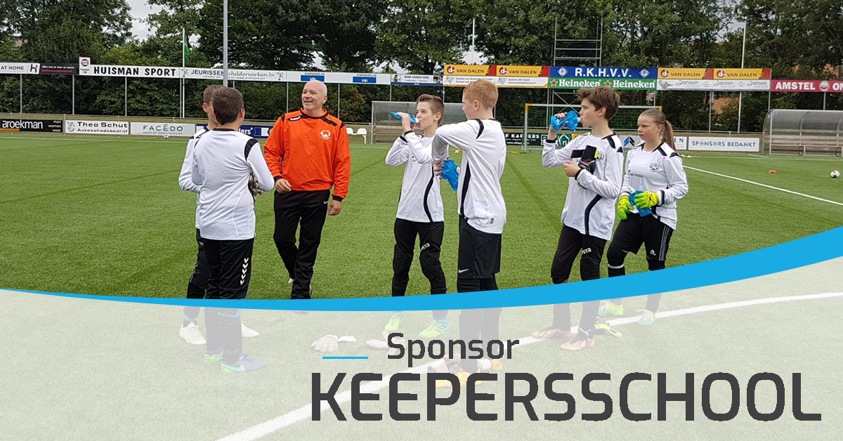 Sponsor keepersschool